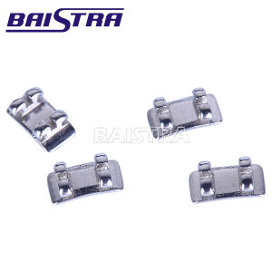 Edgewise Slot. 022 4*1 Wide Orthodontic Brackets Braces pictures & photos