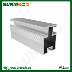 Professional Manufacture Aluminum Hollow Profile pictures & photos