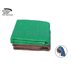 Non-Woven Economy Moving Blanket/Pad Storage Blanket pictures & photos