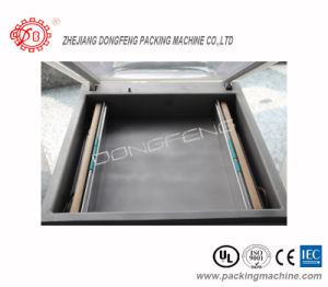 Table-Top Single Chamber Food Vacuum Packer (DZ-420T) pictures & photos