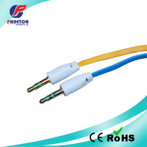 Audio Video 3.5mm Stereo Cable pictures & photos