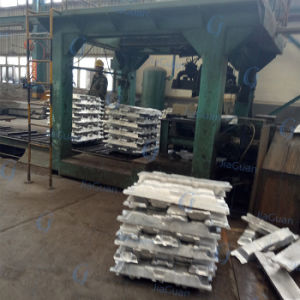 Aluminium Ingots / Aluminum Ingots 99.7%/Aluminium Scrap and Wheels pictures & photos