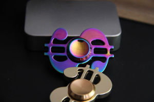 Wholesale Metal Muic Fidget Spinner Handspinner Toy pictures & photos