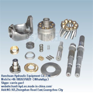 Rexroth Original Hydraulic Oil Slippage Pump Parts for Excavator (A4VG71/90/125) pictures & photos