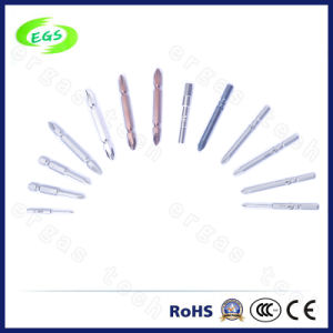 Private Customized Screwdriver Bits with Imported Steel Material pictures & photos