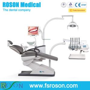 European Type High Grade Dental Chair Unit with Three Memories Position