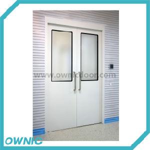 Double Open Manual Swing Door pictures & photos