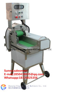 FC-305 Automatical Vegetable Cutting Machine, Cabbage Cutter Machine pictures & photos