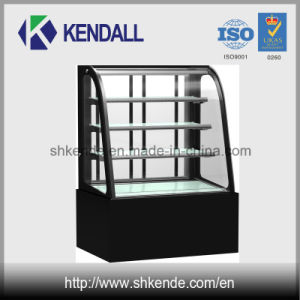 Multi-Shelves Display Freezer for Bakery/Ice Cream