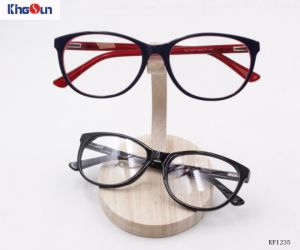 Fashion and Top New Acetate Frames Kf1235 pictures & photos