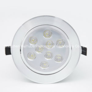 Aluminum+PC AC100-240V 6LEDs Ce RoHS Adjustable LED Spot Light pictures & photos