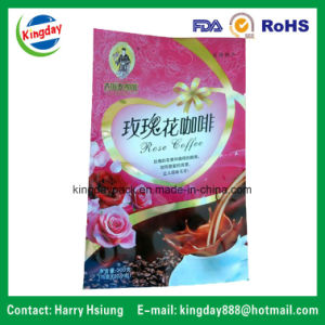 300 Gram Coffee Bag for 3 Sides Sealing