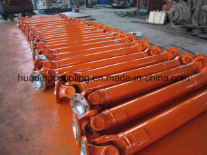 Huading Flexible Drive Shaft for Hydraulic pictures & photos