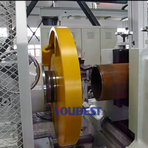 Customized Automatic Pipe Prefabrication Compositive Cutting and Beveling Solution pictures & photos