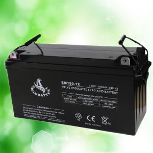 12V 150ah Mf Lead Acid Battery for UPS