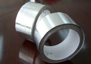 Aluminum Foil for Tape in Jumbo Roll pictures & photos