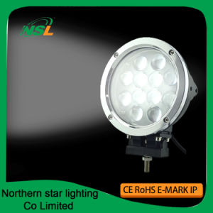 LED Working Light Spot Flood Beam Auto Accessories 60W 12 PCS * 5W CREE pictures & photos