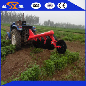 Farm/Agricultural Three Point Mounted Rotary-Driven Cultural Disc Plough for Tractor pictures & photos