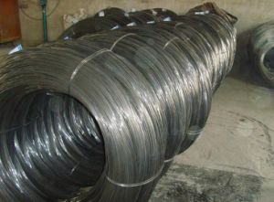 High Carbon Cold Drawn Spring Steel Wire pictures & photos