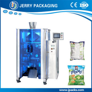 Vertical Snack / Coffee & Milk Powder Pouch Forming Filling Sealing Machine pictures & photos