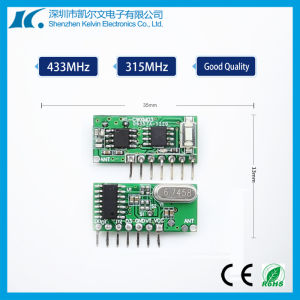 High Sensitivity 315/433MHz RF Mudule PCB Board receiver Kl-Cwxm03 pictures & photos