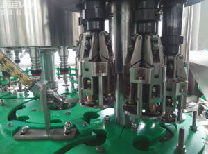 Automatic Glass Bottle Juice Beverage Filling Machinery for India Market pictures & photos