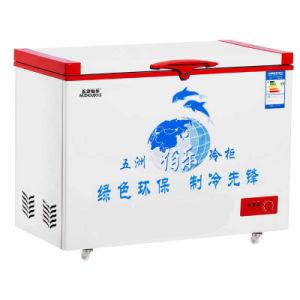 Hot Sale Single Temperature Top Open Single Door Chest Freezer pictures & photos