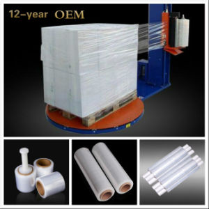 Stretch Film Jumbo Roll/Mini Roll/ Hand/ Machine pictures & photos