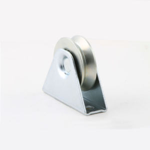 Silver Color Avliable for Sliding Gate Wheel / Pulley / roller pictures & photos