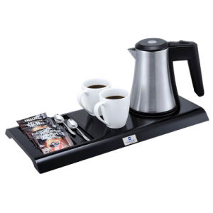 0.5L 360 Degree Rotation and Stainless Steel Auto Shut-off Kettle pictures & photos