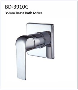Bd3910f 35mm Brass Single Lever Built-in Bath Mixer pictures & photos