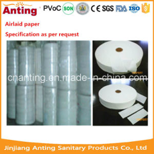Airlaid Paper Raw Material for Sanitary Napkins pictures & photos