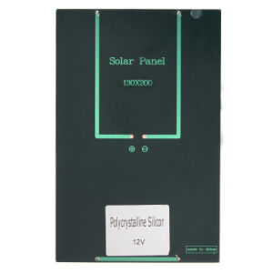 12V/18V 4.2W Polycrystalline Silicon Solar Panel Portable DIY Solar Module System Solar Cells Charger pictures & photos