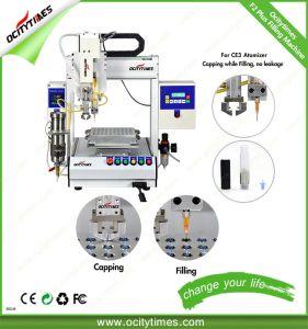 Ocitytimes F2 Plus Cbd Oil/E Liquid/Vaporizer Filling Capping Machine pictures & photos