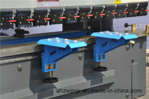 We67k 125t/3200 Series Electro-Hydraulic Synchronous CNC Bending Machine pictures & photos