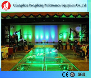 Top Quality Aluminium Stage with Glass Platform for Event pictures & photos
