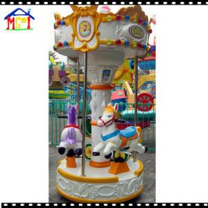 Luxury Horse Ride Carousel for Children Indoor Playground pictures & photos