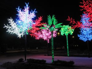 Yaye 18 Top Sell Ce & RoHS Approval LED Palm Tree, Outdoor LED Palm Tree for Garden Decorative pictures & photos
