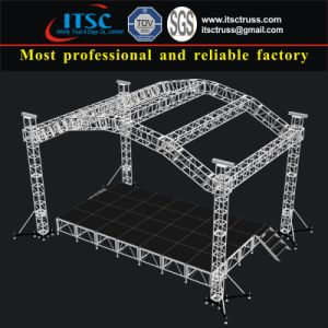 34X34X26FT Aluminum Half-Moom Arc Roof Stage Truss Lighting Truss pictures & photos