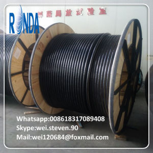 6KV 10KV Copper Core XLPE Insulated Power Cable pictures & photos