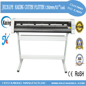 Kaxing Manufacture Low Price Cutter Plotter Machine with Laser Eye pictures & photos