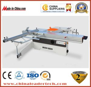 High Precision Sliding Table Saw Machine with 45 Degree Titling pictures & photos