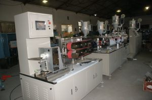 Tube Extruder and Cutting Machine pictures & photos