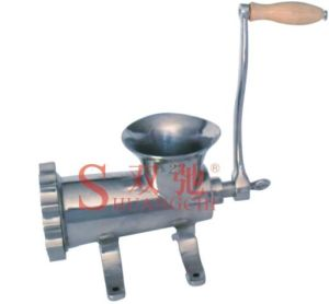 Mini Manual Meat Grinder Sc-Jr22 pictures & photos