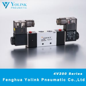 4V220 Series Pilot Operated Solenoid Valve pictures & photos