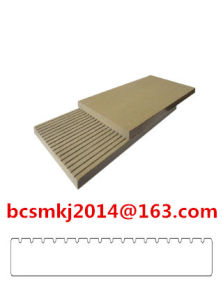 2015 Hot Sale! WPC Outdoor Decking with Beautiful Design