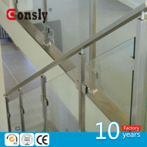High Poblishing Stainless Steel Staircase Railing/Handrail System pictures & photos