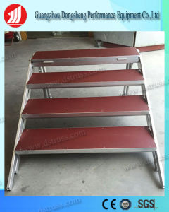 Hot Sale Heavy Duty Aluminium Fashion Stage for Performance, Trade Show, Exhibition with Highest Quality pictures & photos