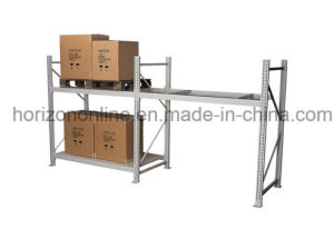 Steel Pallet Rack Steel Furniture /Warehouse Racks for France Market