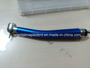 Four Water Spray Colorful Push Button Dental Handpiece (B2/M4) pictures & photos